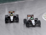 Force India moves to cusp of historic fourth place