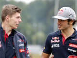 Carlos Sainz says Max Verstappen promotion was a 'difficult moment'