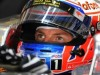Button 'looking forward' to lead role