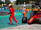 Sainz apologises to Ferrari for 'puzzling' Q2 crash