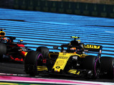 French GP: Race team notes - Renault