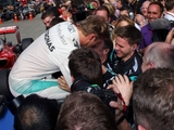 Rosberg unaware of drama behind him