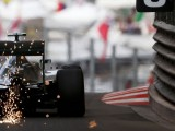 Nico Rosberg laughs off skirmish with Monaco wall