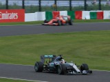 Hamilton strolls to dominant Japanese Grand Prix victory