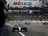 Hamilton recovers from lap one off to win F1 Mexico GP from Vettel