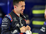 Albon: F1 debut an 'all-time experience'