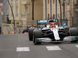 Mercedes Explains Why They Fitted Hamilton With Medium Tyres In Monaco