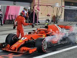 Ferrari fined for F1 pitstop incident that injured mechanic