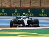 French GP: Bottas quickest in Free Practice 2 as Mercedes asserts its dominance
