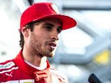 Antonio Giovinazzi: To Drive A Ferrari F1 Car is 'Always a Privilege'