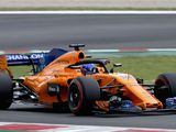 Fernando Alonso: McLaren upgrade is making me happy