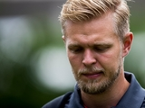 Magnussen discusses 'qualifying struggles'