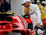 Lewis Hamilton: Ferrari still has the strongest car in F1's three-way battle