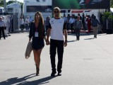 Button splits from wife after a year of marriage