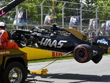 Canadian GP qualifying crash consigns Magnussent to pitlane start