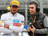 McLaren team boss hails 'engineer' Sainz