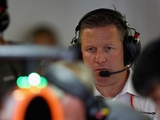 Brown: McLaren not seeking title sponsor