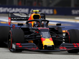 Albon calm over 2020 seat despite Red Bull penalties