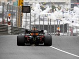 Debris caused damage that sidelined Verstappen in Monaco GP practice