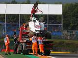 Massa downbeat after 'a day to forget' at Spa