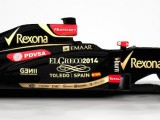 Lotus to run special livery in Spain for painter
