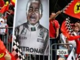 Hamilton spurred on by Monza boos