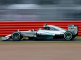 Every Mercedes livery in the turbo hybrid era