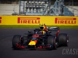 Verstappen quickest in Mexico FP2 despite late issue