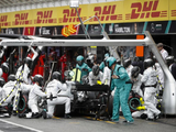 Mercedes explain how Hamilton's German GP fell apart