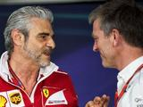 James Allison 'should be ashamed of himself' - Maurizio Arrivabene