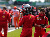 Leclerc 'perfectly fine' after Monza crash