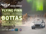Bottas to drive WRC car in Finnish event
