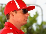 Raikkonen 'hit wall at full speed' in Baku