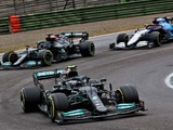 'Being Russell's team-mate the same as being Hamilton's'