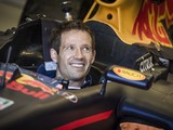 World Rally champion Sebastien Ogier tries Red Bull Formula 1 car