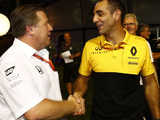 Renault agreement rules out McLaren pre-season test run