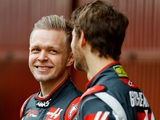 'Magnussen's arrival upped Grosjean's game'