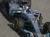Bottas heads the field on final test day in Bahrain