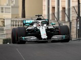 FP2: Shock…Hamilton leads a Mercedes 1-2