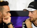 Button: Lewis is in a comfortable situation