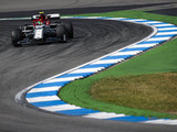 German GP: Practice team notes - Alfa Romeo