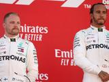 Valtteri Bottas: No pace difference to Lewis Hamilton in Spain