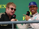 Hamilton wins third F1 world title