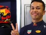 Albon keeps Red Bull seat for 2020