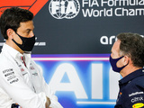 Wolff warns Red Bull of intention to appeal Baku result if 'limbo' wing is used