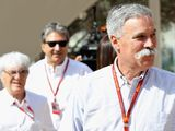 Chase Carey accuses Bernie Ecclestone of stunting Formula One's growth