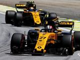 Nico Hulkenberg encouraged by Renault's 2017 development
