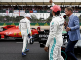 Rosberg tells Bottas only way to beat Hamilton