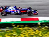 Sainz Rues Grosjean, Verstappen spins in qualifying