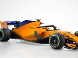McLaren reveal papaya orange MCL33